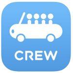 スマート送迎アプリCREW(ライドシェア)のドライバーやってみた